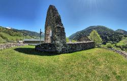 Ruine Ägydiuskirche Donnersbach