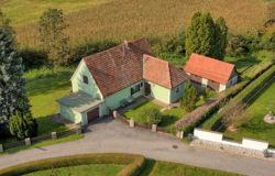 Luftaufnahme Eigenheim